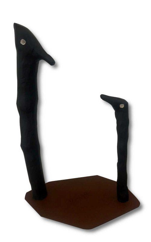 escultura-acero-corten-madera-naturaleza-muerta.