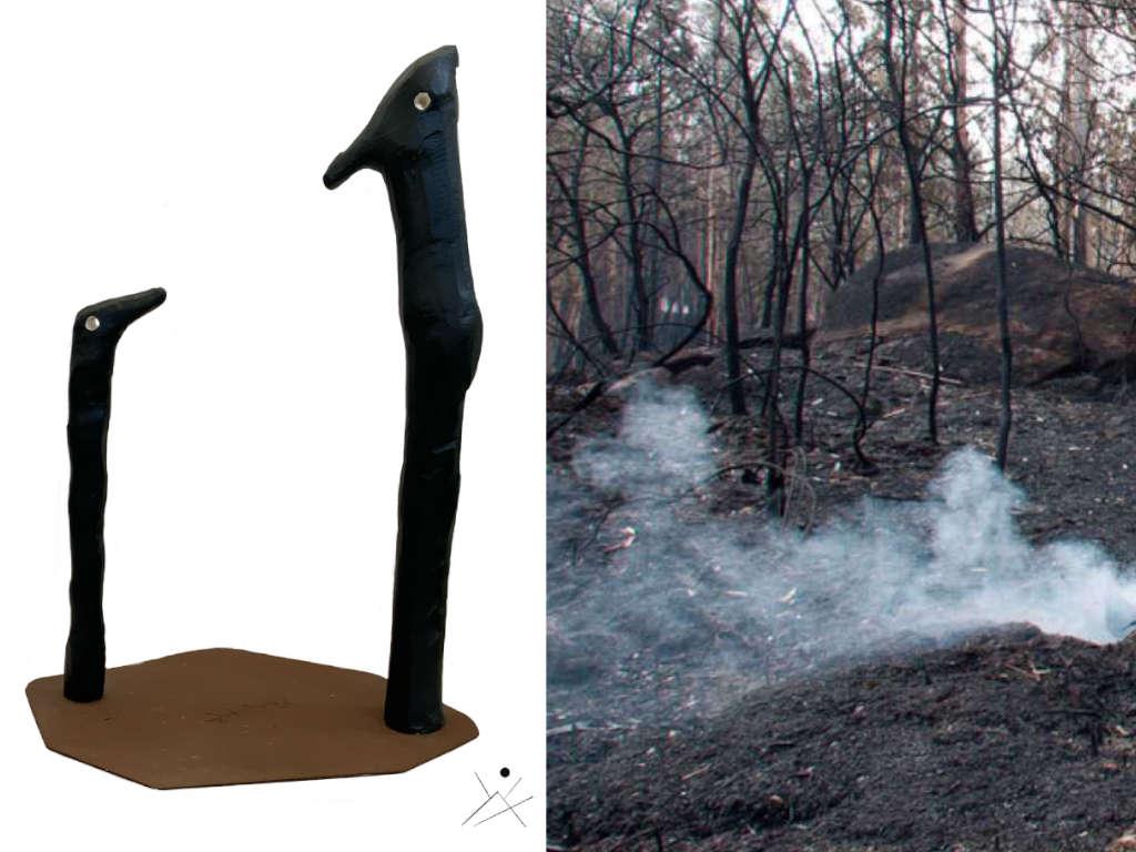 escultura madera tenerife